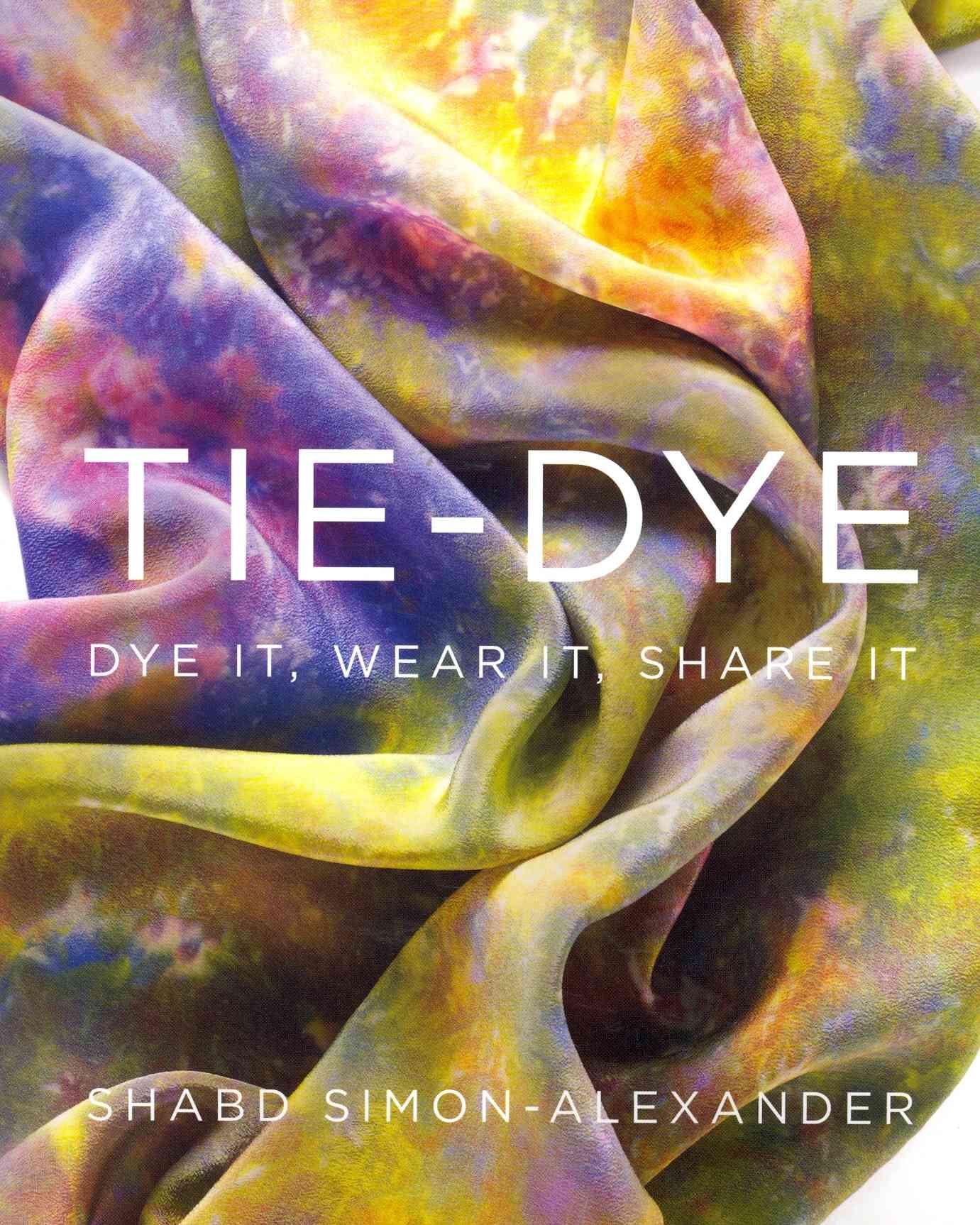 Tie-dye By Simon-alexander, Shabd